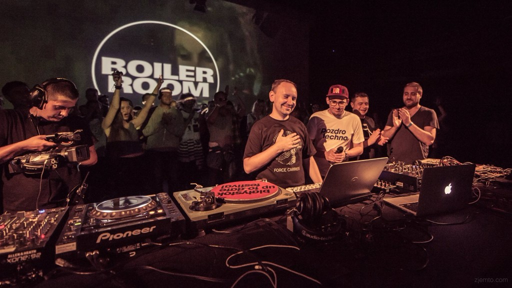 Report: Pavel Ambiont @ Boiler Room Poland (29.08.15)